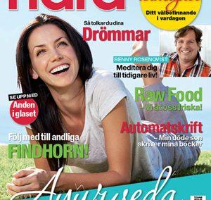 Zoë in Nära Magazine, March 2012
