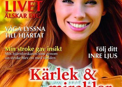 """Zoë's column """"Ask Zoë"""" in Inspire Magazine, September 2015"""