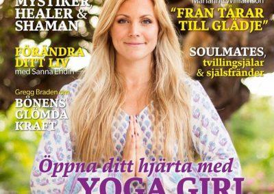 """Zoë's column """"Ask Zoë"""" in Inspire Magazine, September 2016"""