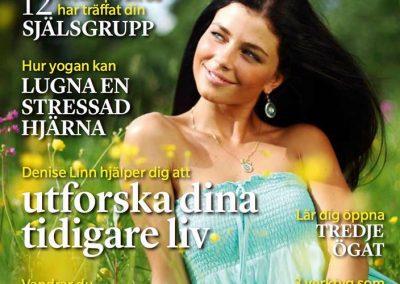 """Zoë's column """"Ask Zoë"""" in Inspire Magazine, July 2017"""