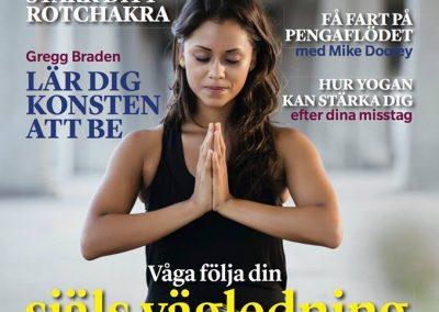 """Zoë's column """"Ask Zoë"""" in Inspire Magazine, Februari 2018"""